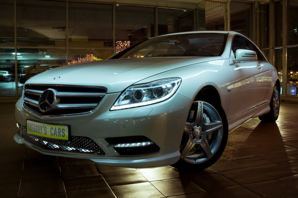 Mercedes Benz CL500 AMG 4Matic