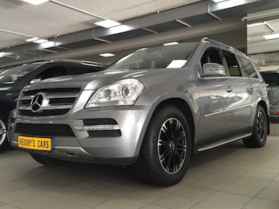 Mercedes Benz GL350 CDI 4MATIC